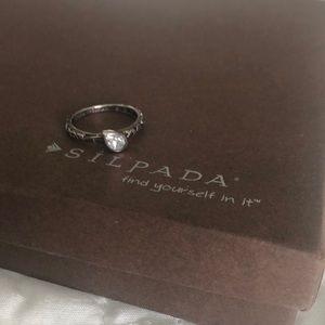 Silpada Teardrop Ring
